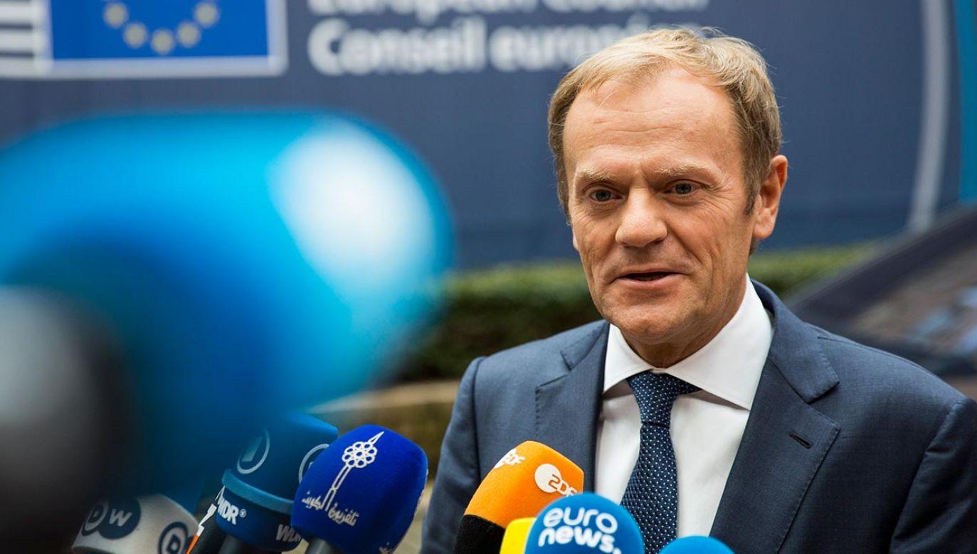 Tusk wróci do polskiej polityki? (fot.  Jack Taylor/Getty Images)