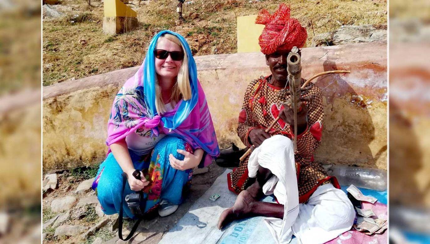 Radżastan – najbardziej kolorowy stan Indii jest coraz chętniej odwiedzany przez turystów (fot.Agnieszka Wasztyl)