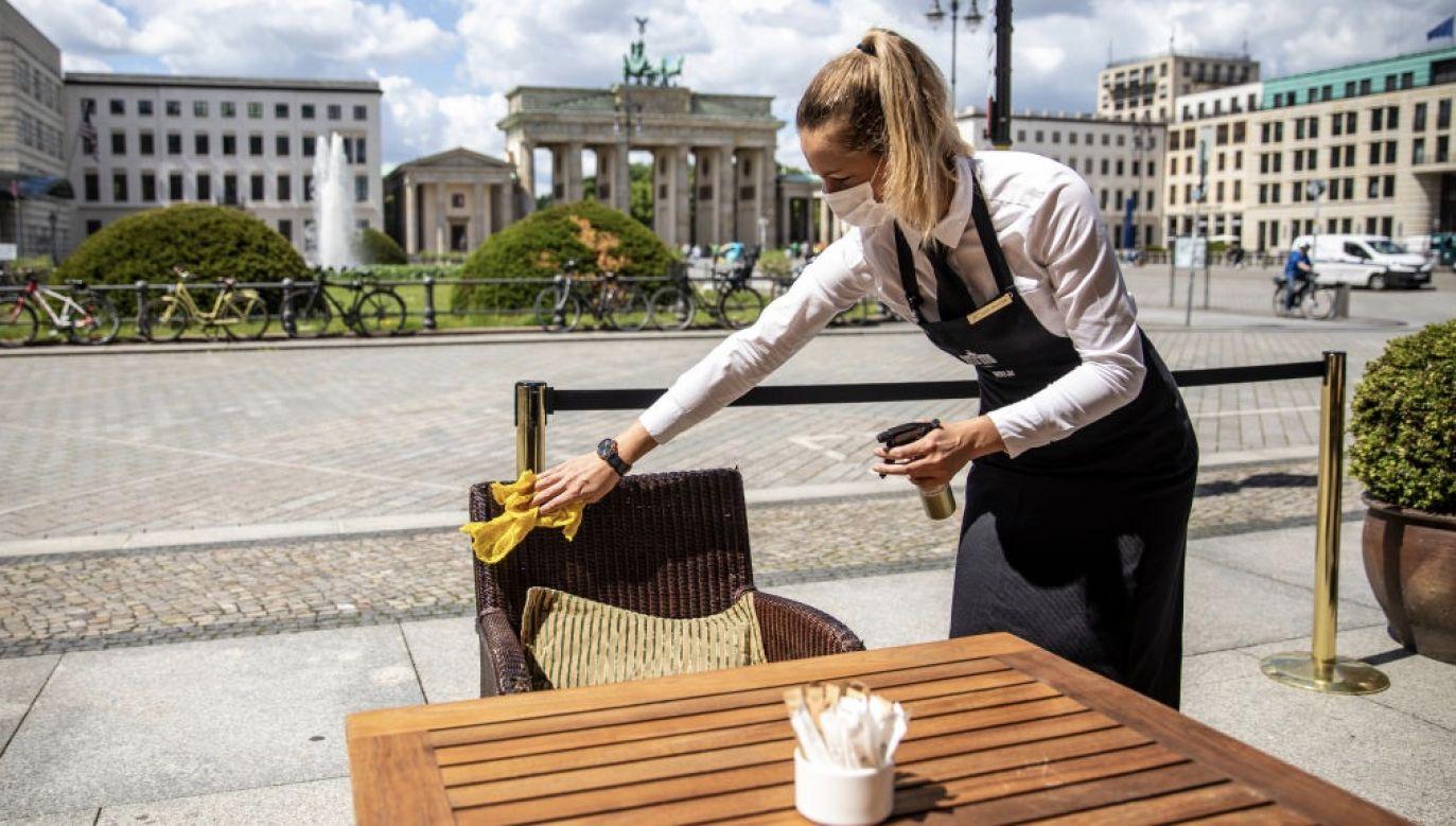 Zakażonych koronawirusem w Niemczech jest 211 281 osób (fot. Maja Hitij/Getty Images)