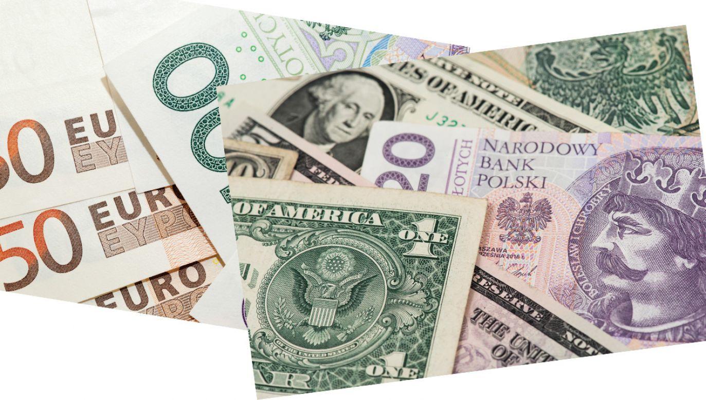 Średnie notowania walut NBP z 14 maja (fot. Shutterstock)