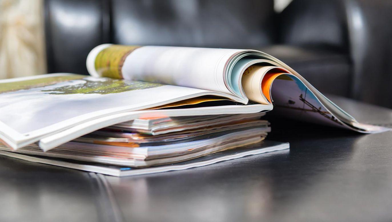 Pismo założył b. poseł Ruchu Palikota, skazany na 10 lat więzienia (fot. Shutterstock/ederico Rostagno)