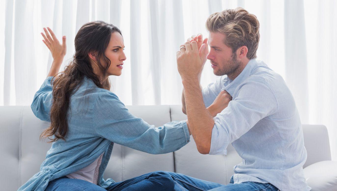 Ponad 10 tys. mężczyzn rocznie w Polsce pada ofiarą przemocy ze strony kobiet (fot. Shutterstock/ wavebreakmedia)