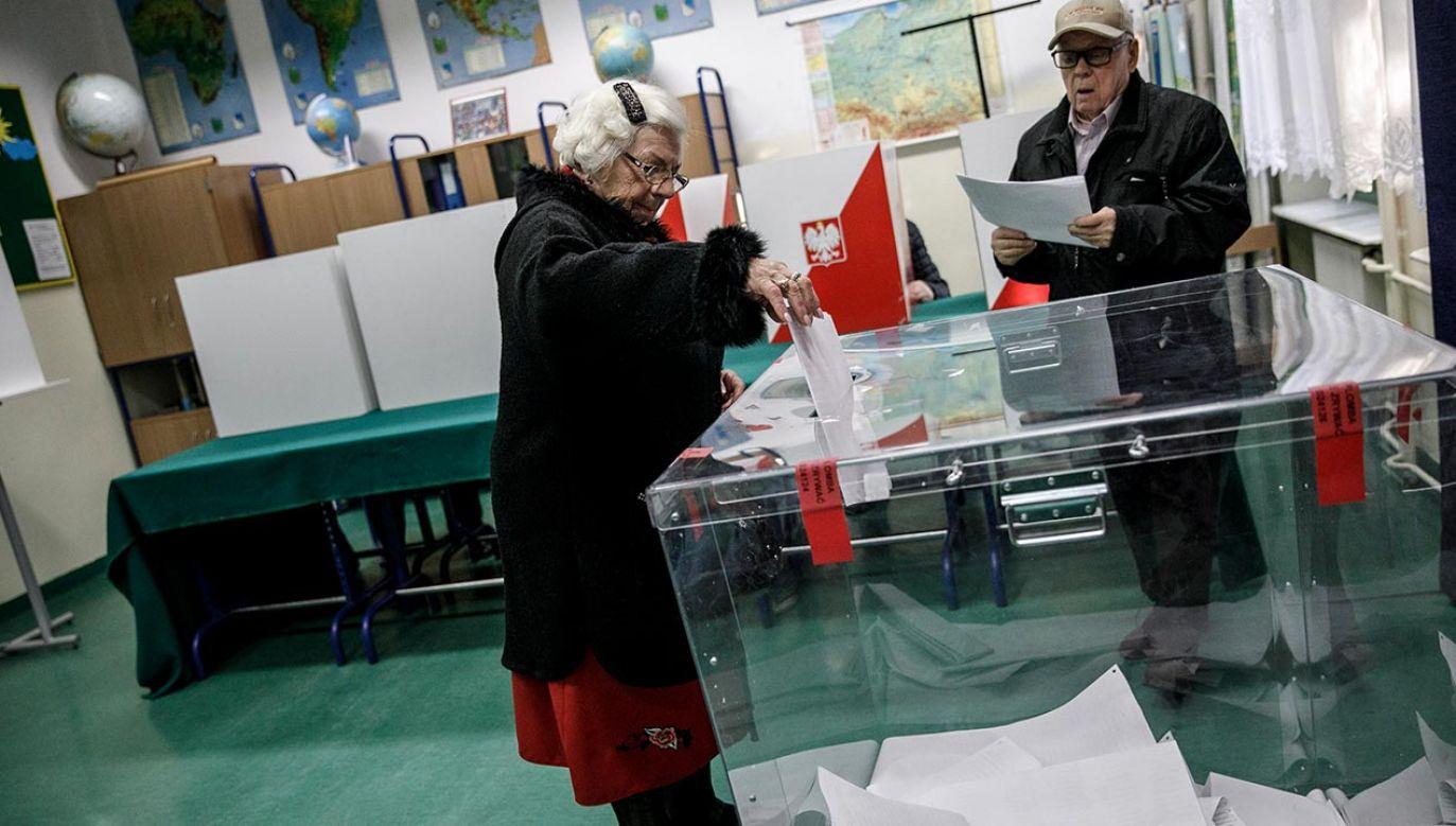 Głosować będzie można osobiście lub korespondencyjnie (fot. Carsten Koall/Getty Images)