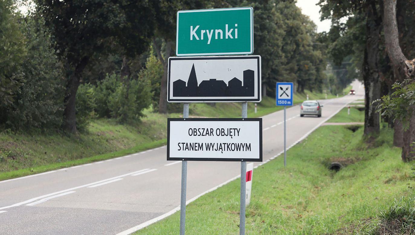 Stan wyjątkowy trwa do początku października (fot. arch.PAP/Artur Reszko)