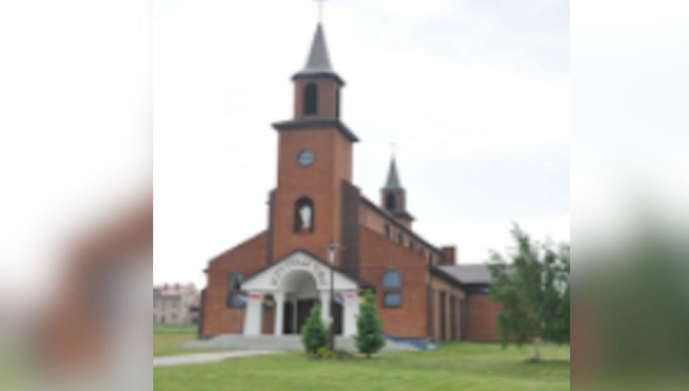 Sanepid szuka uczestników mszy świętej (fot. milosierdzie-krasnik.diecezja.lublin.pl)