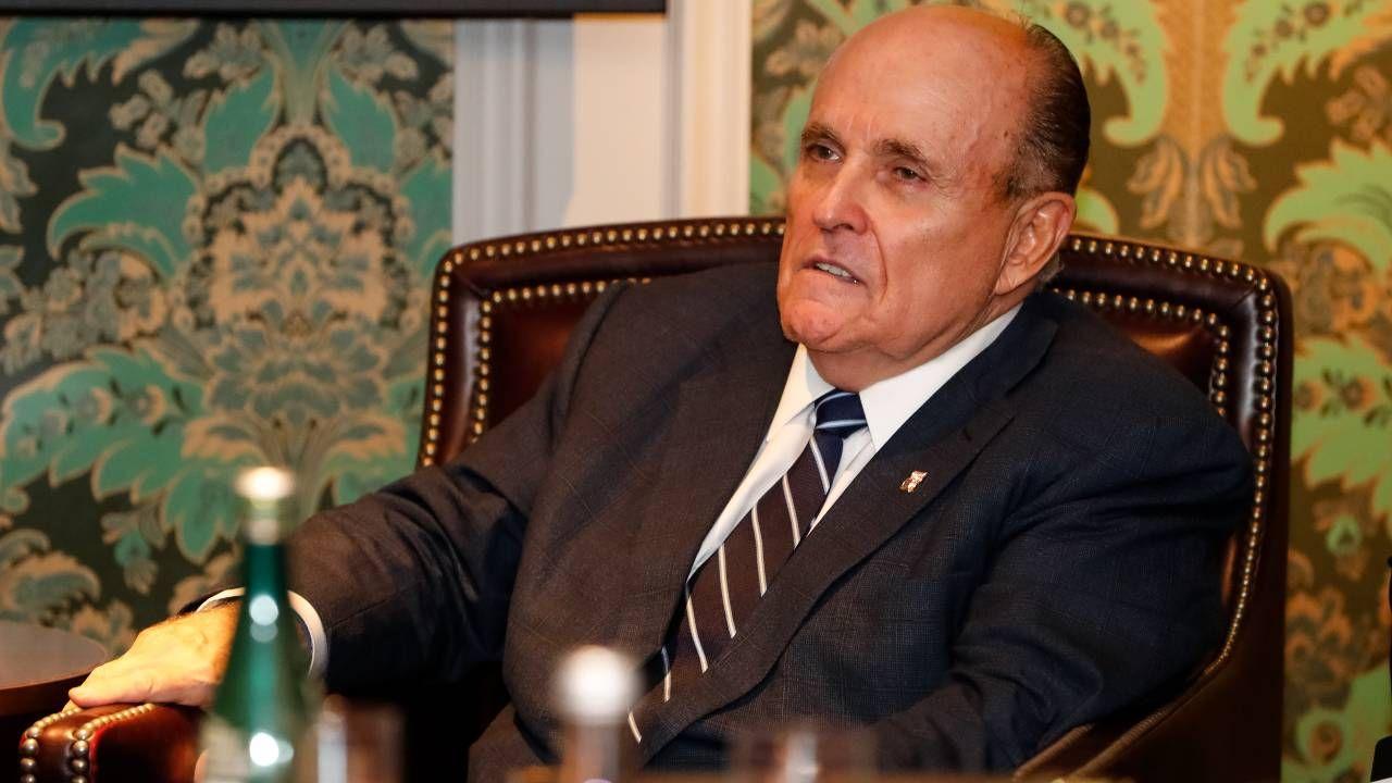 Rudy Giuliani jest osobistym prawnikiem Donalda Trumpa (fot. WIki 2.0/Palácio do Planalto)