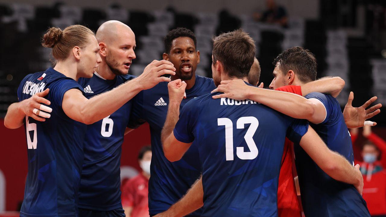 Polacy zajęli pierwsze miejsce w grupie (fot. Getty Images)