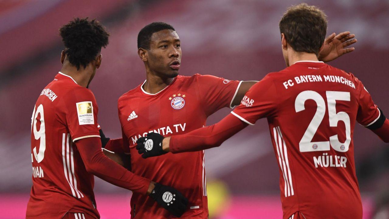Bayern Monachium straci obrońcę. David Alaba zostanie piłkarzem Realu Madryt (sport.tvp.pl)