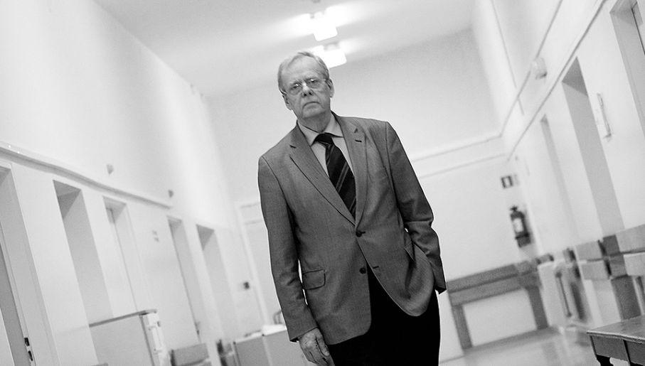 Prof. Wojciech Rowiński (fot. arch.)