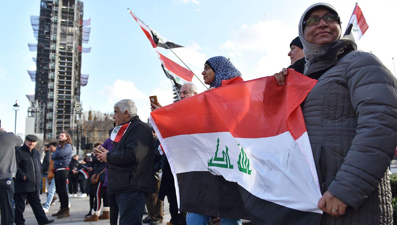 Strona iracka przestała regulować zobowiązania po 1990 roku, na skutek wojny oraz sankcji gospodarczych (fot. John Keeble/Getty Images)