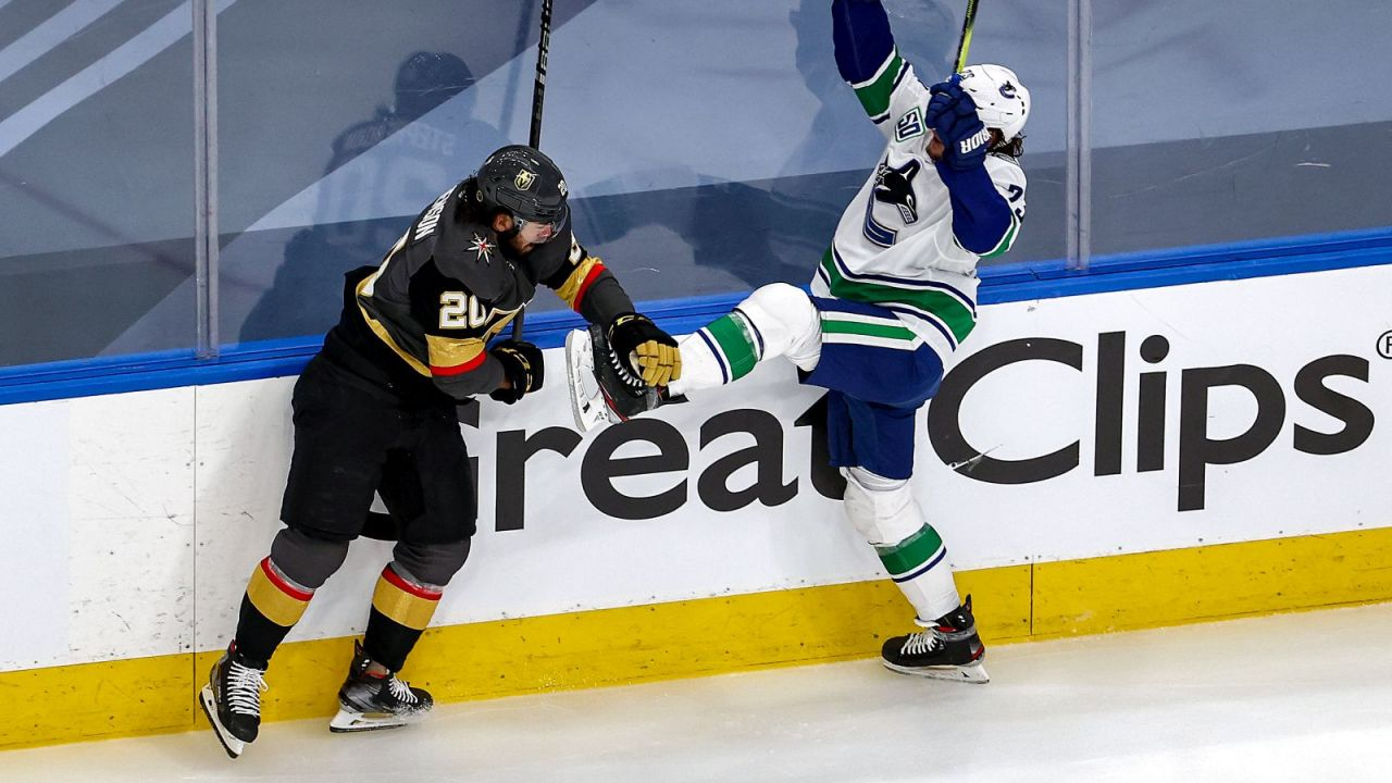 NHL, Vegas Golden Knights – Vancouver Canucks  Puchar Stanleya (sport.tvp.pl)
