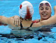 Alicia Coutts (Australia), zdobywczyni srebrnego medalu w wyścigu na 200 metrów stylem zmiennym (fot. Getty Images)