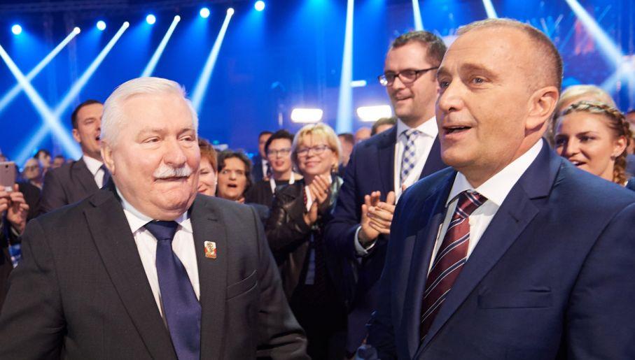Konwencja PO w Gdańsku (fot. PAP/Adam Warżawa)