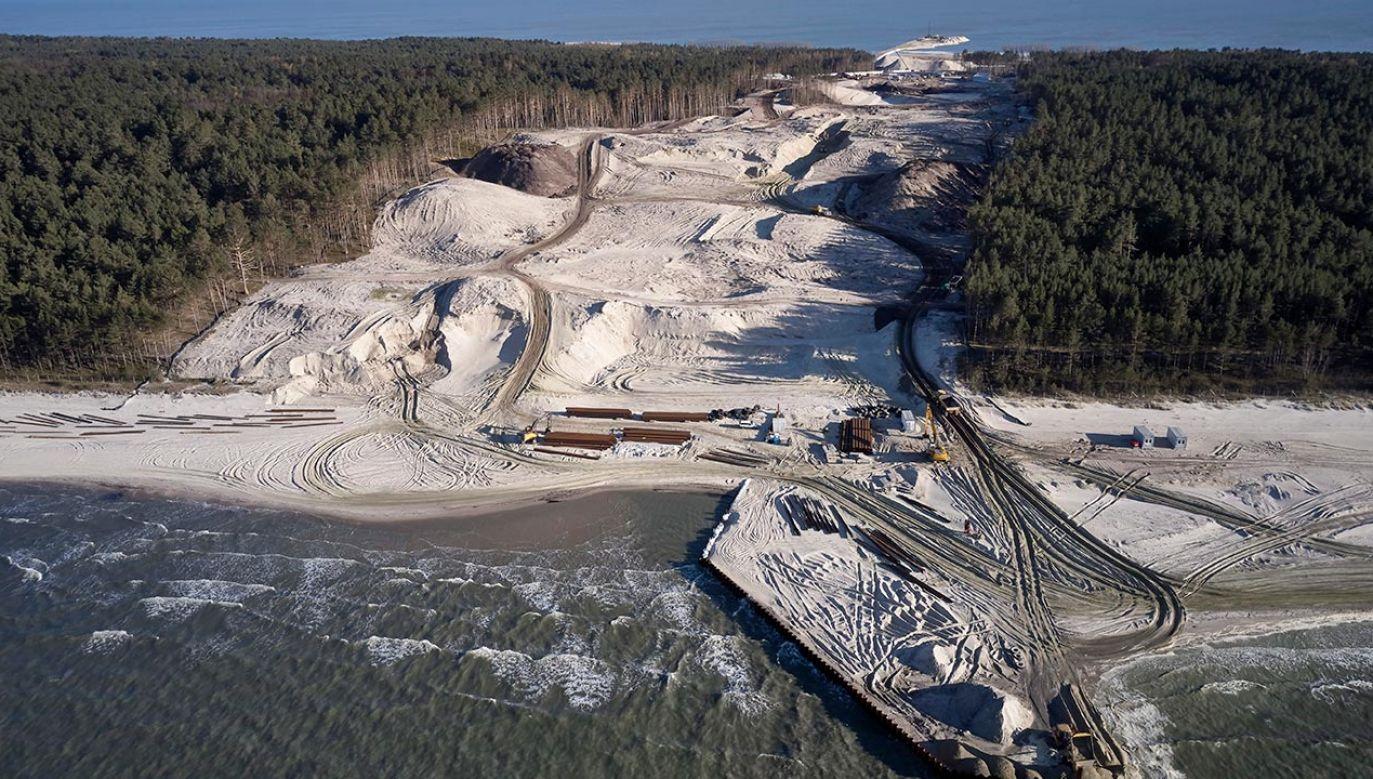 Dyrekcja rozpatrywała odwołania samorządu woj. pomorskiego oraz organizacji ekologicznych (fot. PAP/Adam Warżawa)
