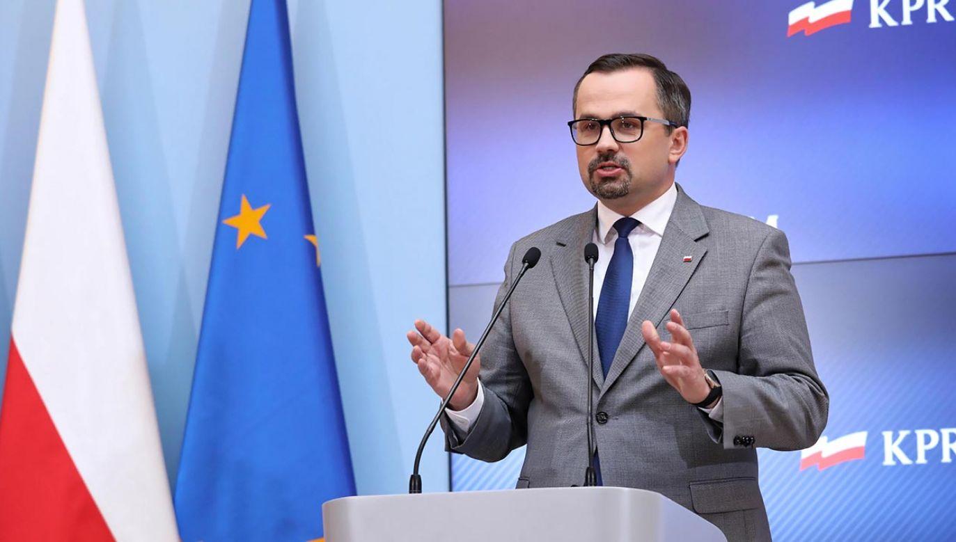 Celem pakietu Fit for 55 jest zredukowanie emisji dwutlenku węgla w UE (fot. PAP/Tomasz Gzell)