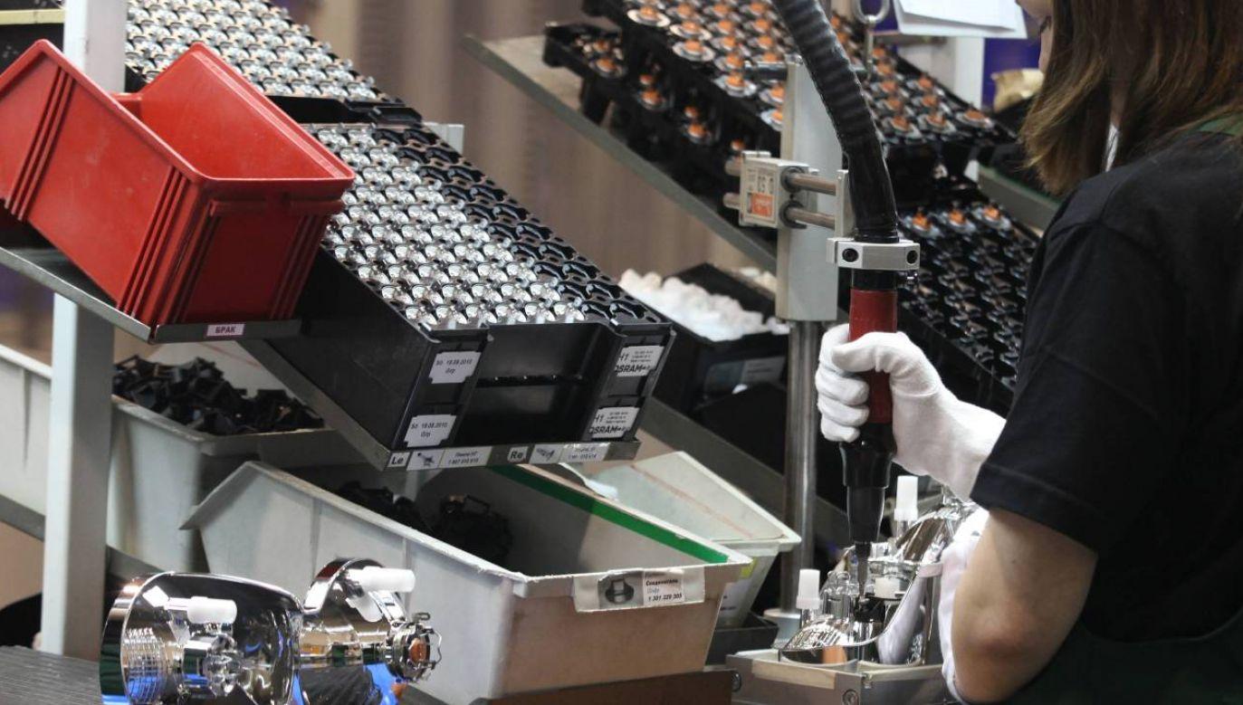 W związku z pandemią koronawirusa od 23 marca stanęła większość europejskich fabryk firmy (fot. PAP/ITAR-TASS/ Alexander Ryumin)