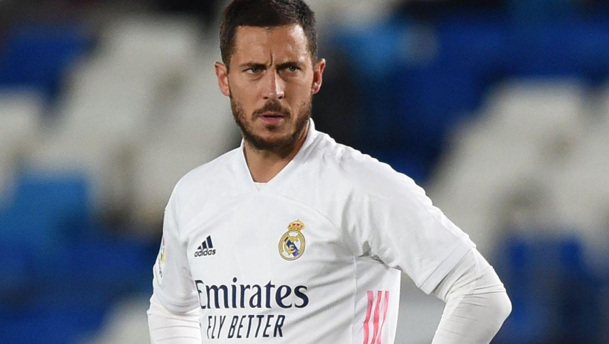 La Liga. Eden Hazard wraca do treningów w dobrej formie.