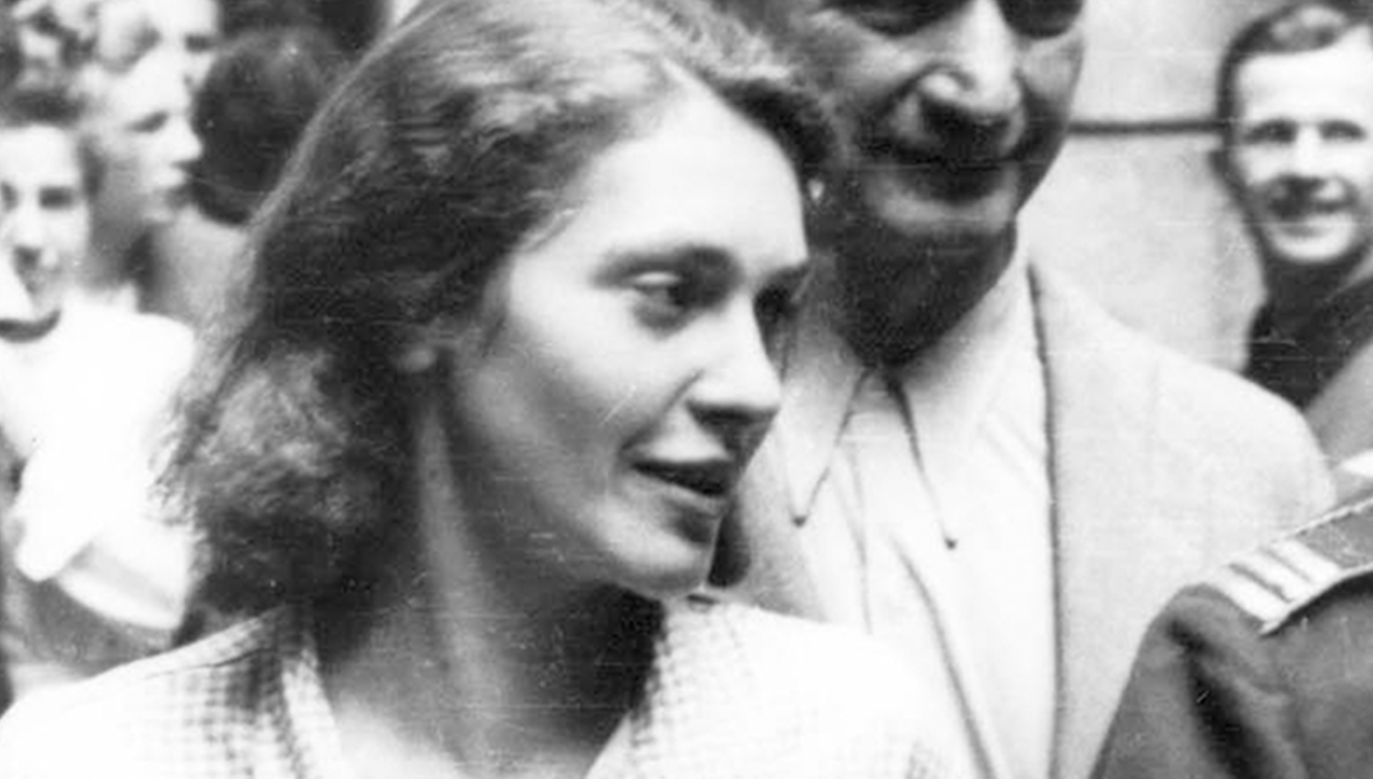 Zmarła Alicja Treutler-Biega ps. Jarmuż (fot. FB/Muzeum Powstania Warszawskiego)