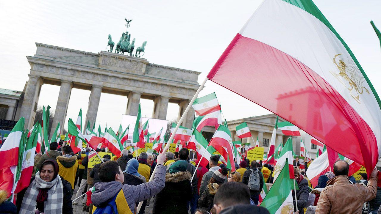 """""""Konferencja bliskowschodnia w Warszawie nie jest skierowana przeciwko żadnym państwom. Wszystkie kraje UE są na nią zaproszone"""" (fot. REUTERS/Hannibal Hanschke)"""