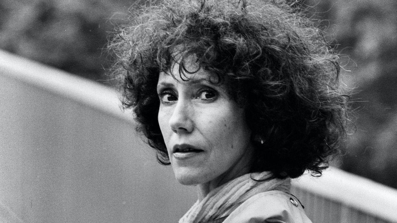 Hanna Stankówna zmarła w poniedziałek w wieku 82 lat (fot. Forum)