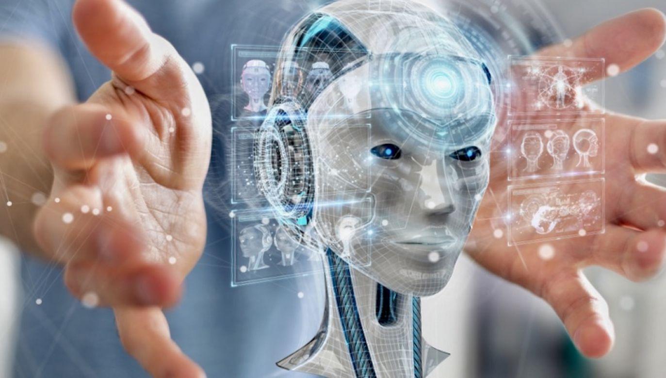 """""""Postrzegamy sztuczną inteligencję jako źródło dodatkowych oszczędności"""" (fot. Shutterstock/sdecoret)"""