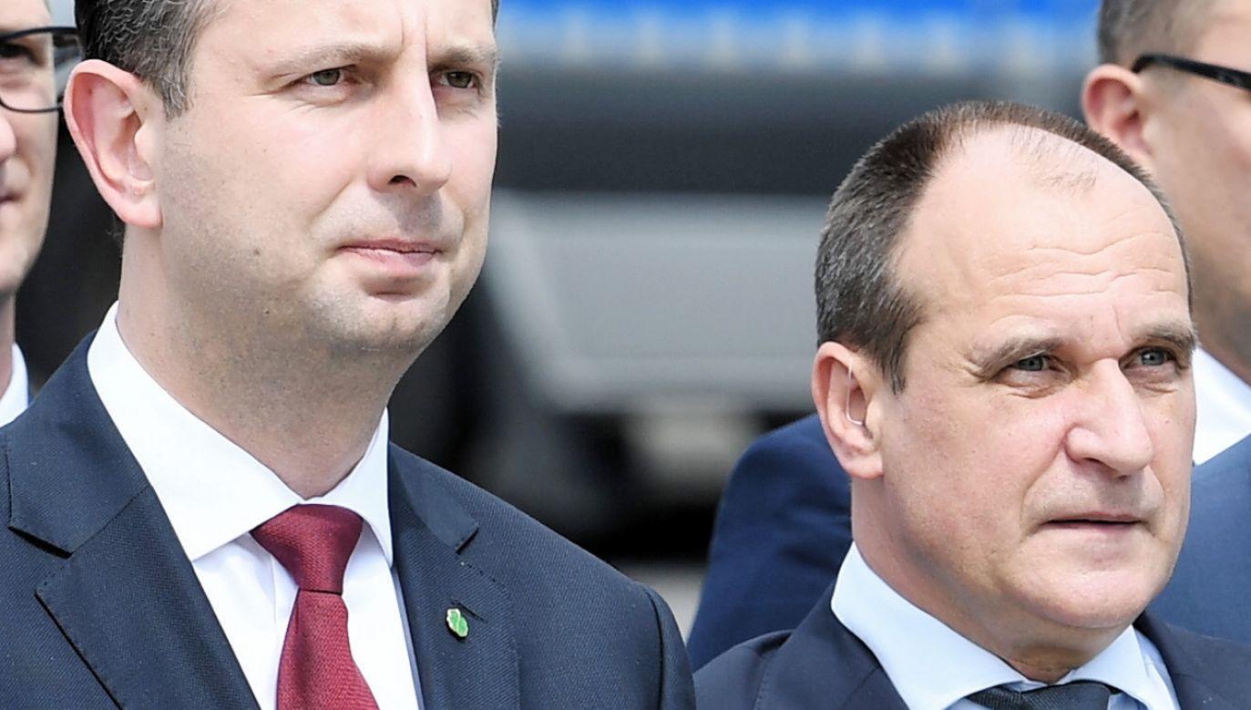 Polityk przyznał, że takiej decyzji się spodziewał (fot. PAP/Radek Pietruszka)