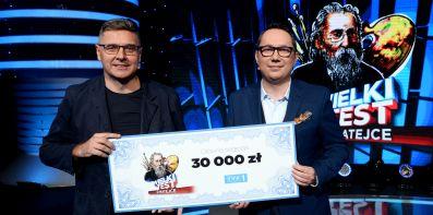 Piotr Sobczyński i Maciej Iwański wygrali Wielki Test o Matejce!