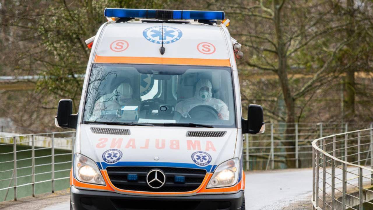 Gdzie potwierdzono nowe zakażenia? (fot.Mateusz Slodkowski/SOPA Images/LightRocket via Getty Images)