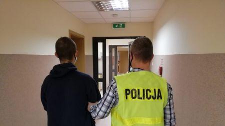 Mężczyźni zostali oddani pod dozór policyjny (fot. Policja Łódzka)