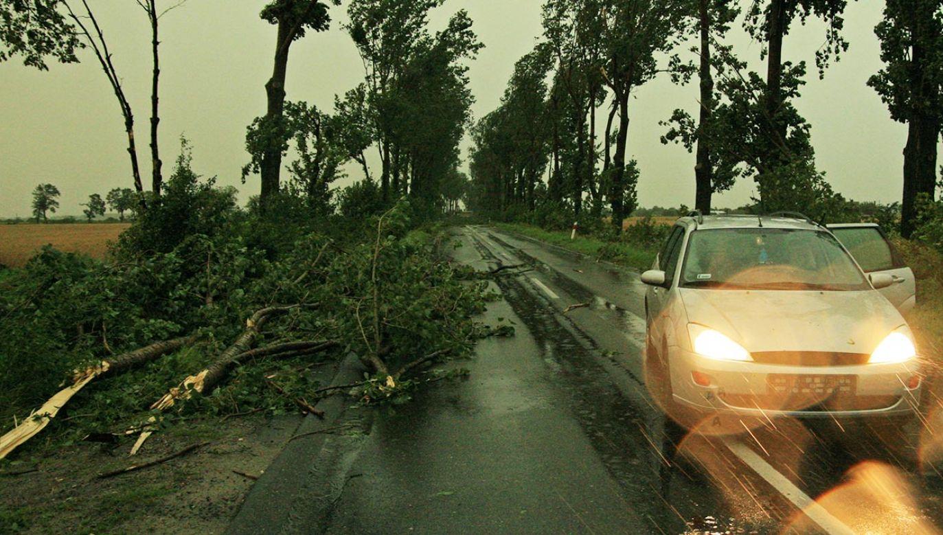 Alerty pogodowe IMGW na sobotę 23 października (fot. Shutterstock/bayazed)