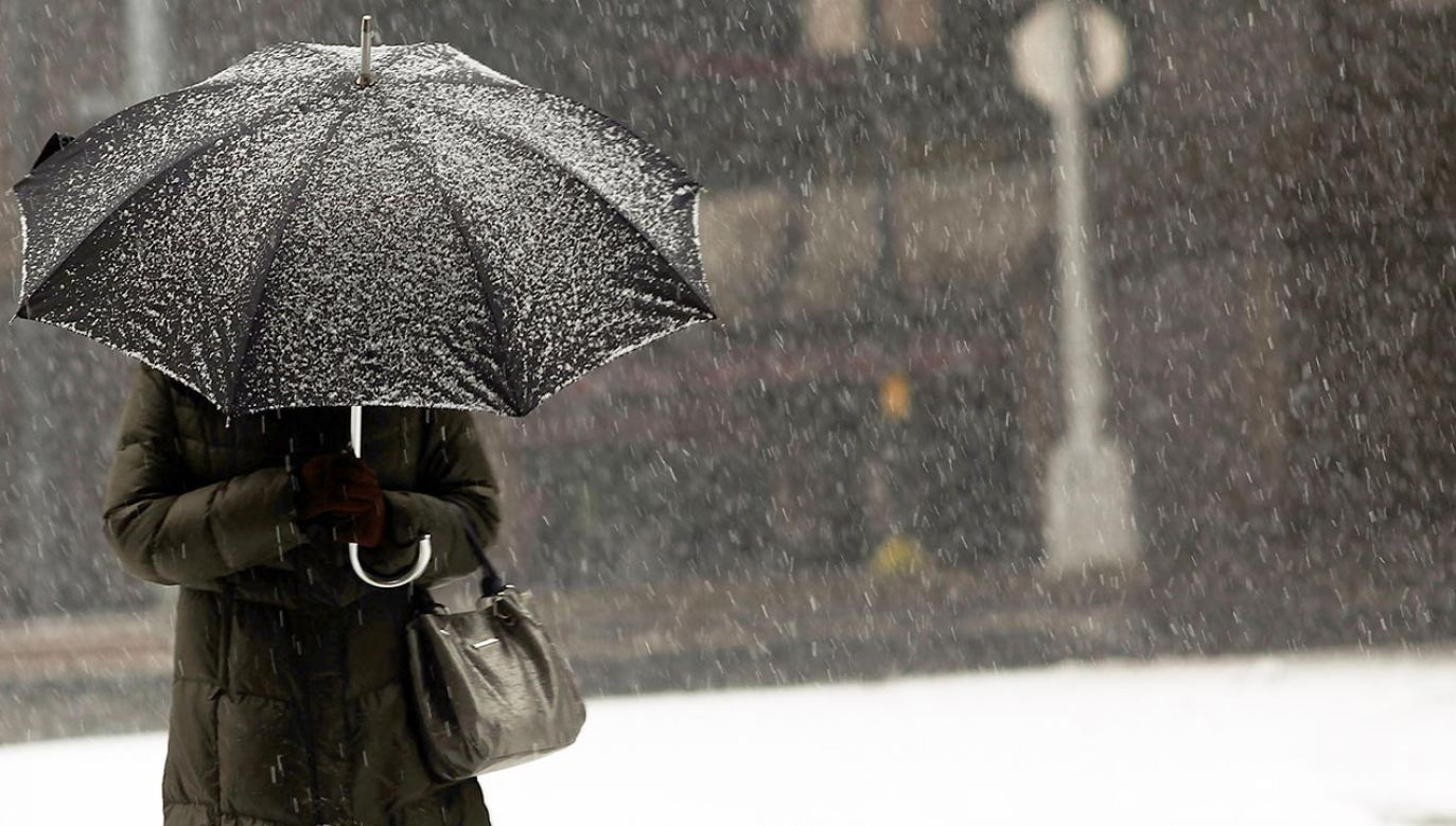 Idzie ochłodzenie (fot. Spencer Platt/Getty Images)