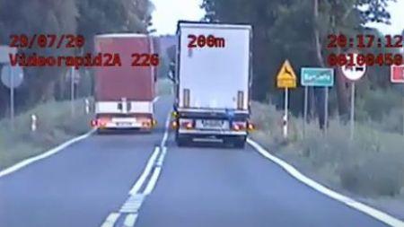 Kierowcy zostali ukarani (fot. Policja Podlaska)