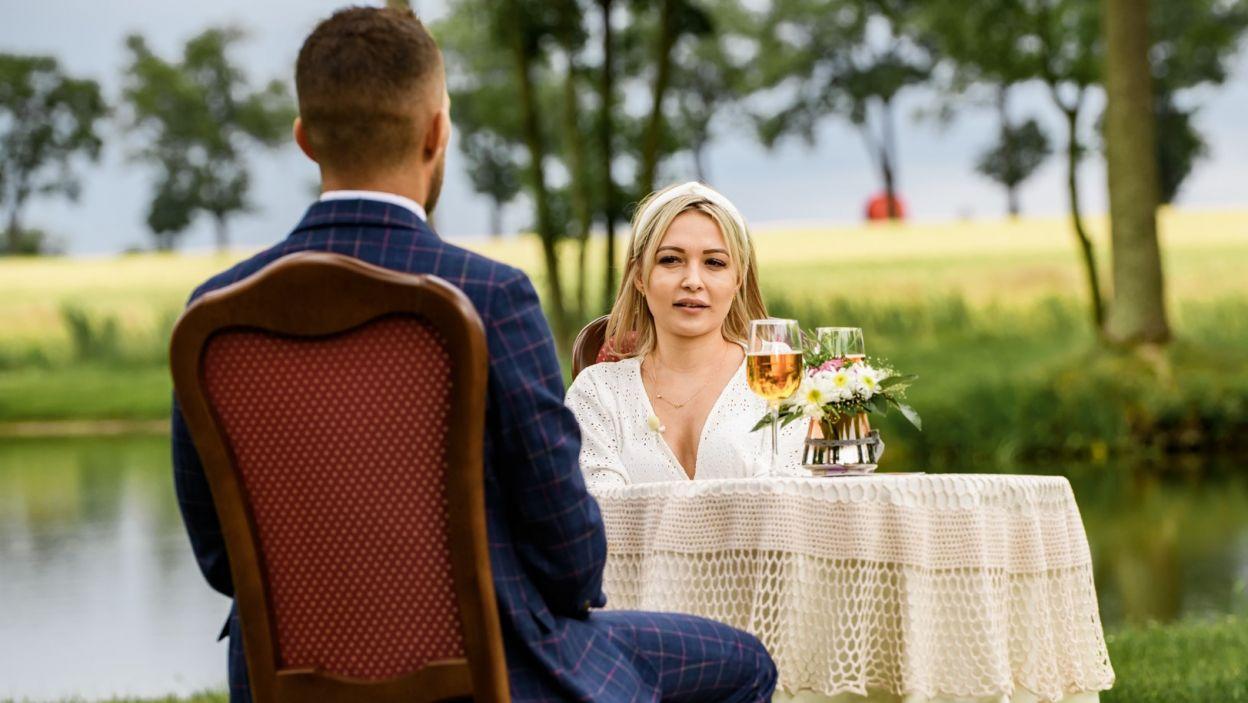 Rolnik czekał na spotkanie z Martyną, którą podczas czytania listów uznał za faworytkę. – I się nie zawiodłem – ocenił (fot. TVP)