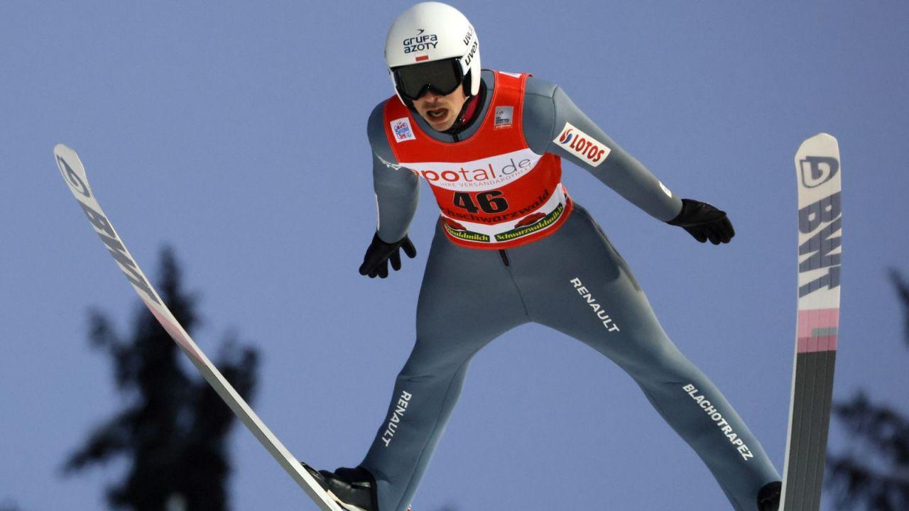 Skoki narciarskie, Puchar Narodów – klasyfikacja w sezonie 2020/21 Pucharu Świata (po 13 z 35 konkursów) (sport.tvp.pl)