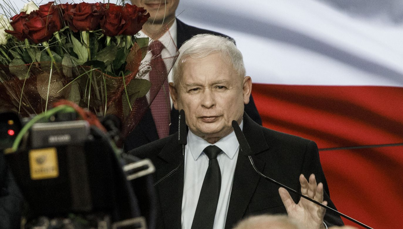 Andrzej Duda złożył w czwartek przed Zgromadzeniem Narodowym przysięgę prezydencką (fot.  Carsten Koall/Getty Images)