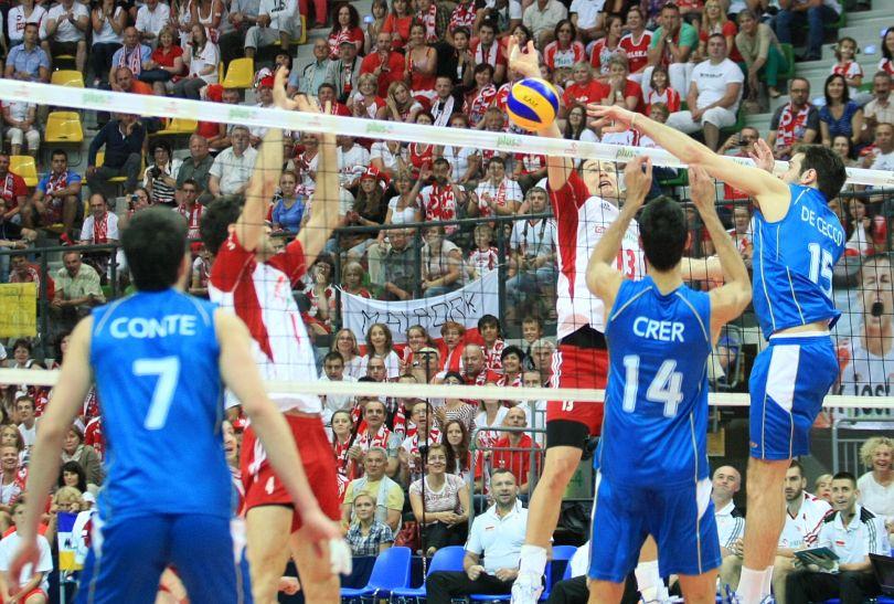 Polacy po raz czwarty w historii wygrali Memoriał Wagnera (fot. PAP/Lech Muszyński)