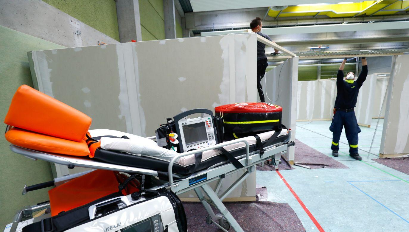 22 046 nowe przypadki koronawirusa w Niemczech (fot. Ralph Orlowski/Reuters)
