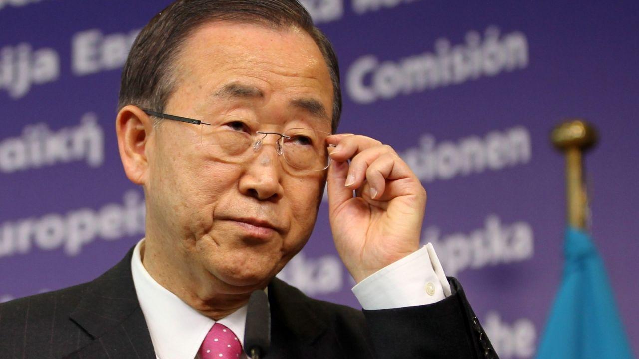 Władze Syrii nie wykonują zobowiązań dotyczących wycofania wojsk i ciężkiej broni z miast – napisał sekretarz generalny ONZ