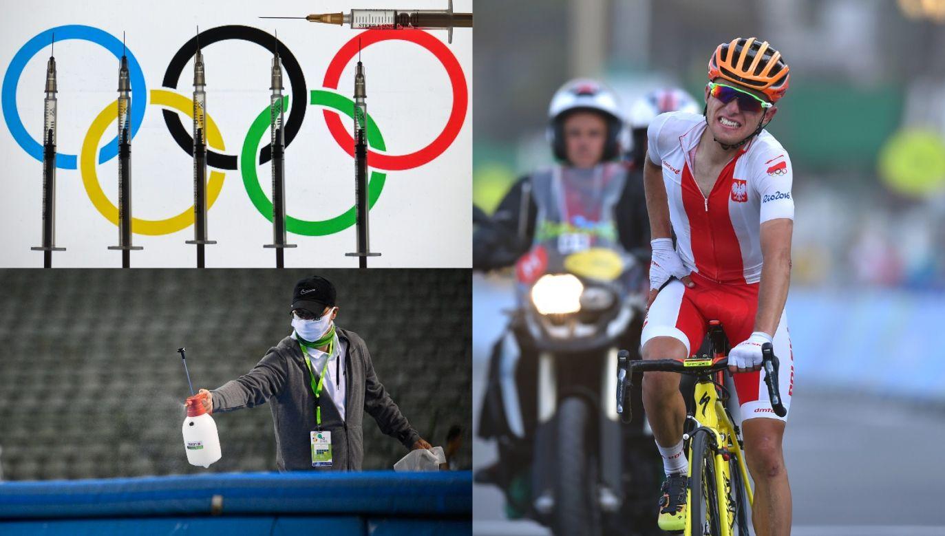 Organizatorzy opracowali plan, w jaki sposób bezpiecznie przeprowadzić igrzyska w Tokio (fot. Getty)