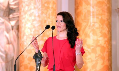 Dziennikarz Roku - Arleta Bojke (fot. PAP-Leszek Szymański)