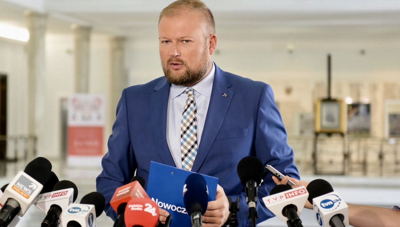 Poseł Witold Zembaczyński naruszył dobra osobiste TVP3 Opole – uznał sąd (fot. arch.PAP/Jakub Kamiński)