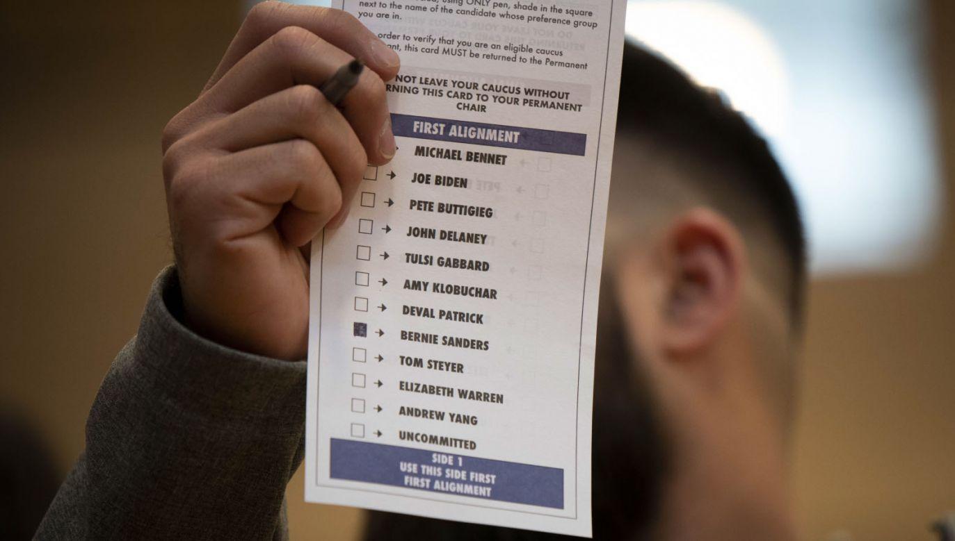 Na sobotę zaplanowano kolejne prawybory – tym razem w Karolinie Południowej (fot. PAP/EPA/CHRISTIAN MONTERROSA)