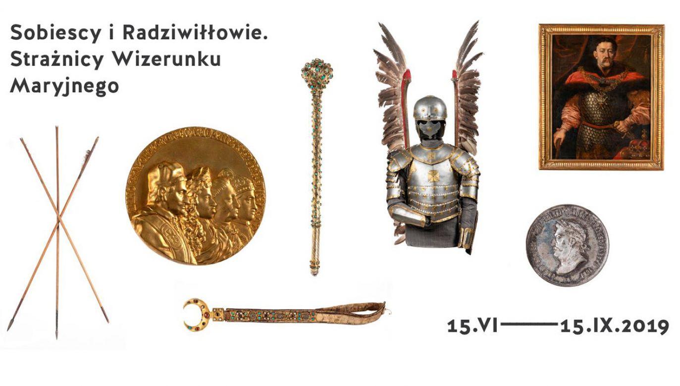 Na wystawie  będzie można zobaczyć m.in. buławę hetmańską z XVII wieku czy XVIII wieczną zbroję husarską (fot. Materiały prasowe)