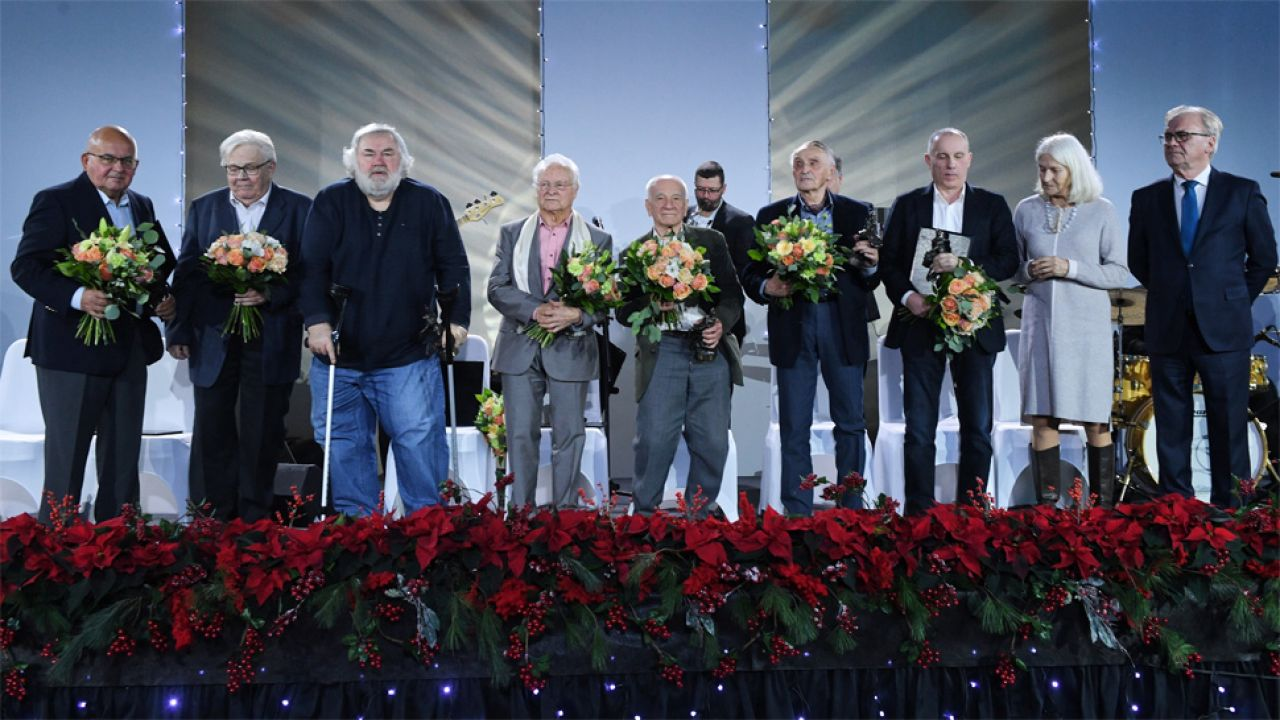Laureaci Nagród Stowarzyszenia Filmowców Polskich (fot. PAP/Jacek Turczyk)