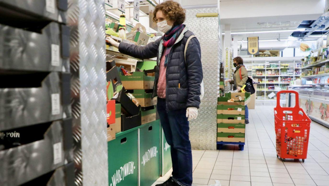 Nieprawidłowości występowały w 27,8 proc. sklepów Biedronka (fot. B.Zawrzel/Nur/Getty Images, zdjęcie ilustracyjne)