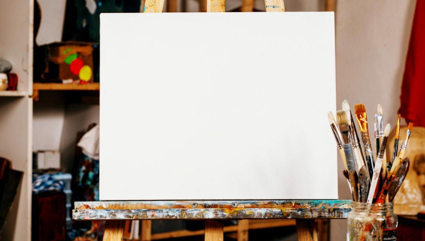 Według artysty, jego obraz jest wyrazem protestu (fot. SHutterstock/Fuss Serge, zdjęcie ilustracyjne)
