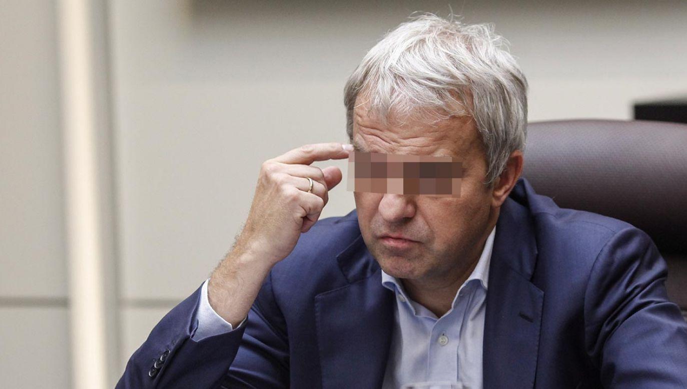 Jacek K. zarządzał paliwowym gigantem za czasów rządów Platformy. Według śledczych za posadę miał dawać łapówki (fot. Forum/MAREK WISNIEWSKI)