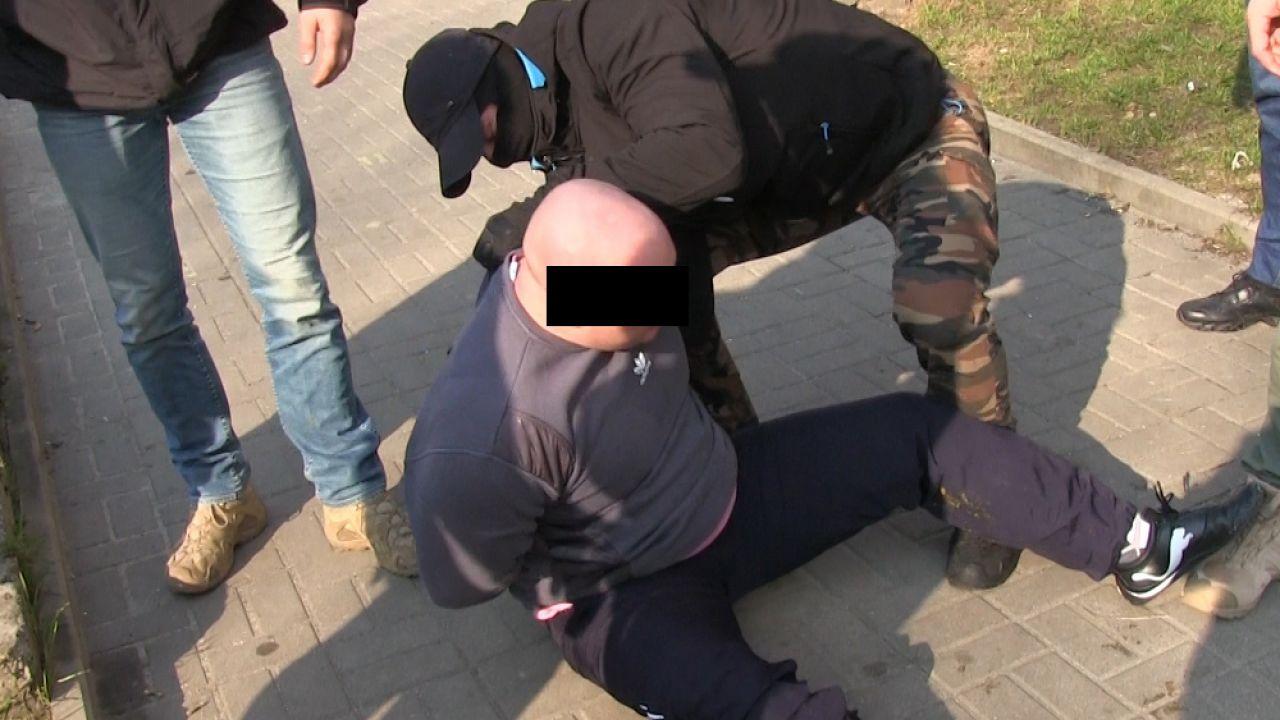 Gang mógł zarobić w pół roku nawet 4 mln zł (fot. CBŚP)