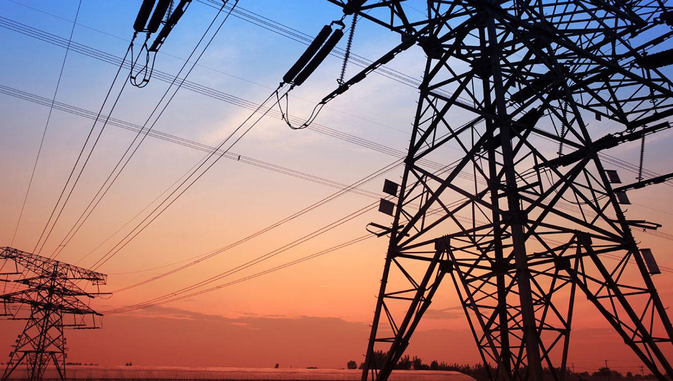 Producenci mogą zbadać trwałość przewodów i innych elementów linii energetycznych (fot. Shutterstock/zhengzaishuru)