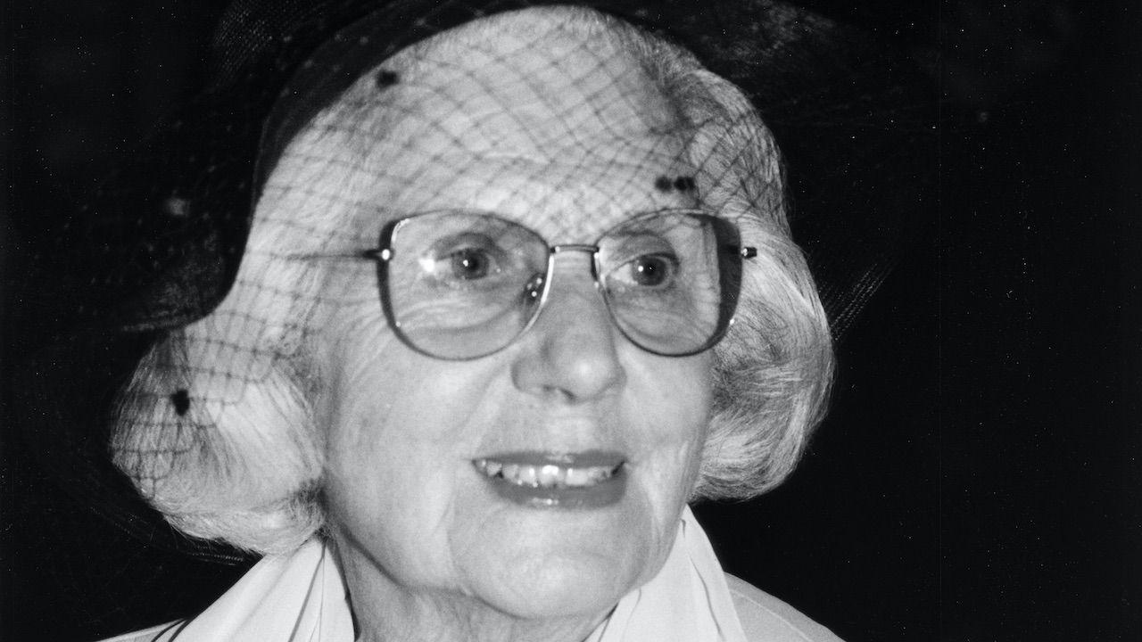 W wieku 109 lat zmarła francuska aktorka Renee Dorleac (fot. PAT/ARNAL/Gamma-Rapho via Getty Images)